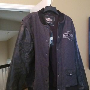 Men's Harley Jacket